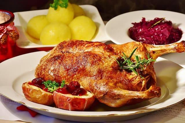 Pranzo di Natale: i secondi piatti che non possono mancare