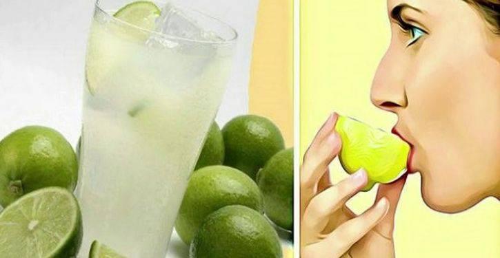 bere acqua tiepida di calce ti aiuta a perdere peso