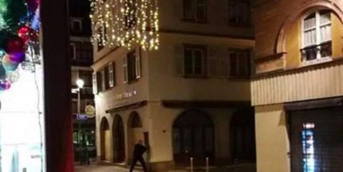 attentato strasburgo video