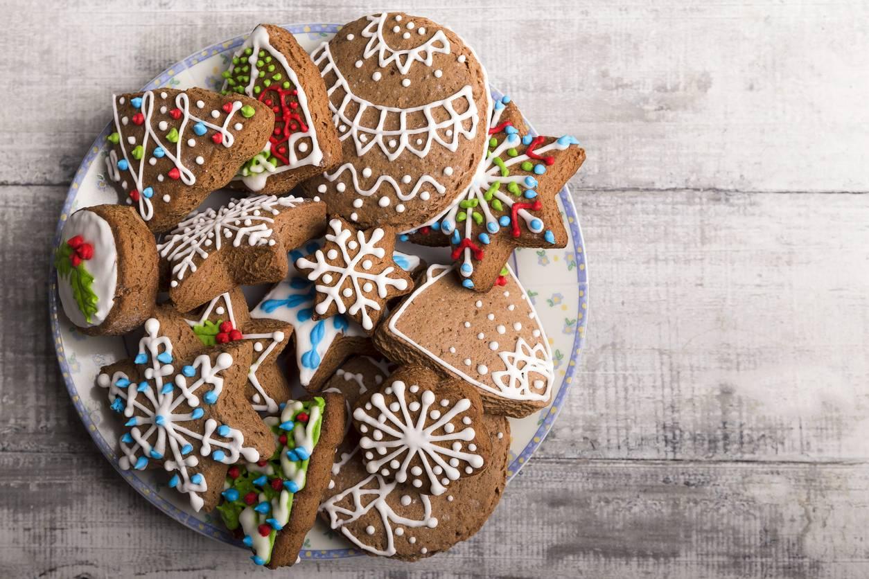 Ricette Di Biscotti Da Regalare A Natale.Biscotti Natalizi La Ricetta Facile E Veloce Per Biscotti Da Regalare
