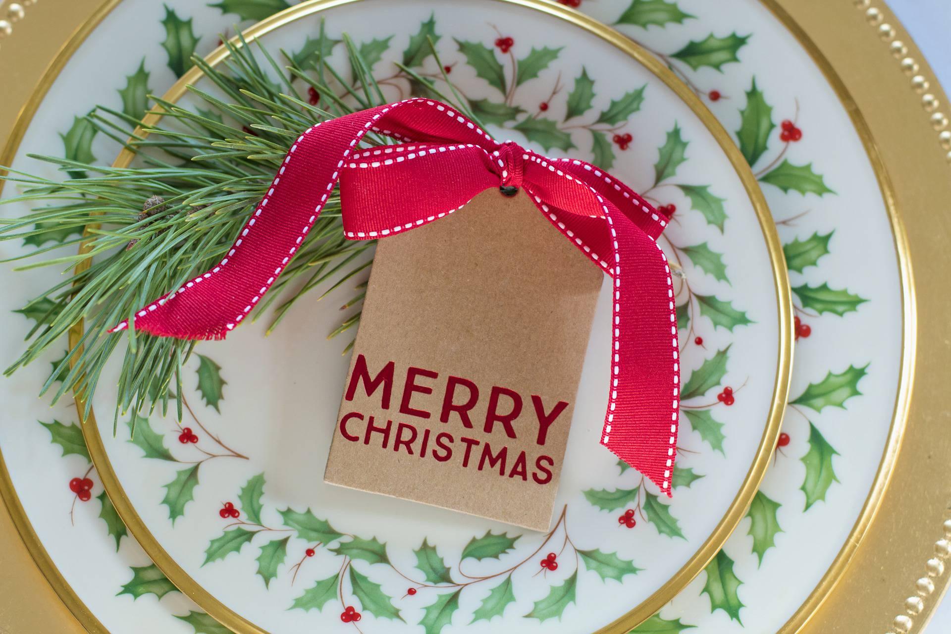Natale 2018: il menù crudista dall'antipasto al dolce