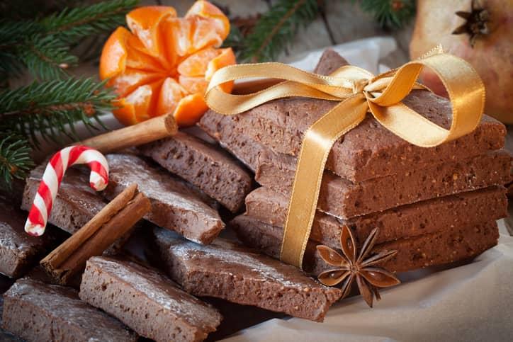 Come Fare I Dolci Di Natale.Dolci Di Natale Al Cioccolato Ricetta Tipica Napoletana