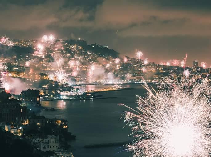 Il Capodanno nelle principali città Italiane