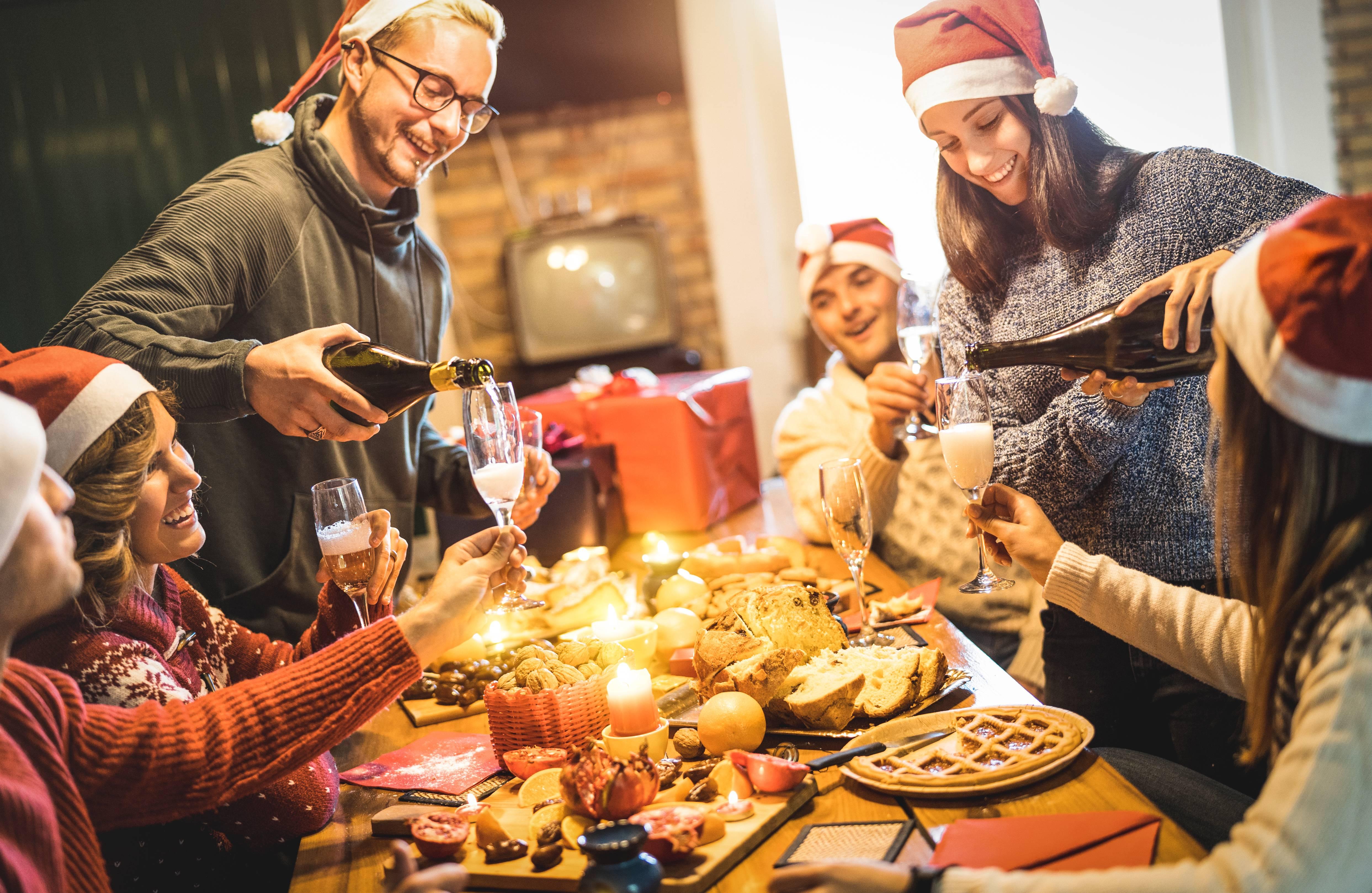 Come prepararsi alle abbuffate natalizie