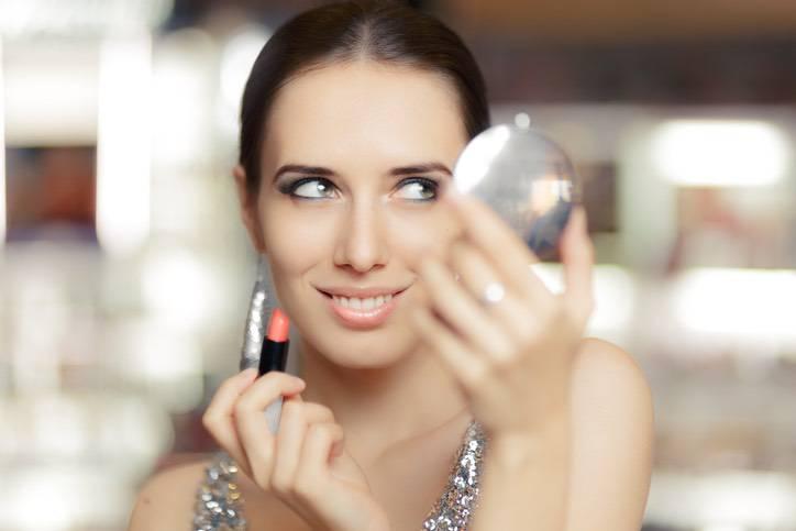 Makeup completo per le festa natalizie