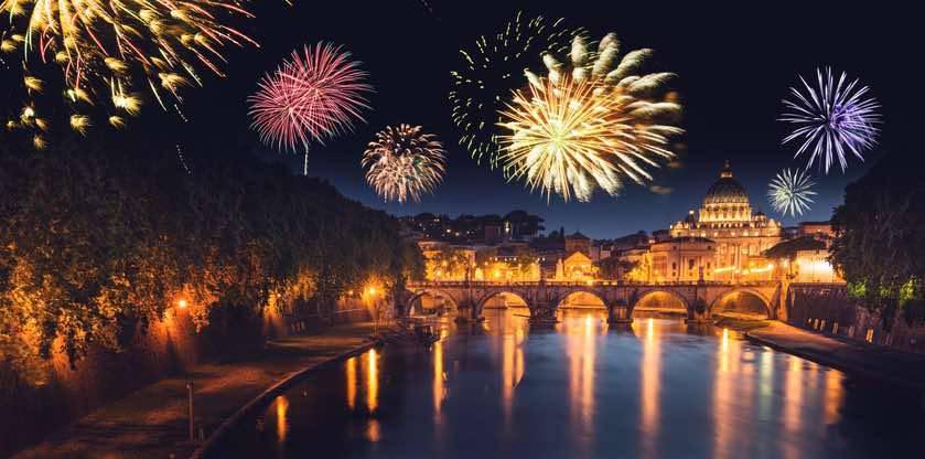 capodanno 2019 Italia