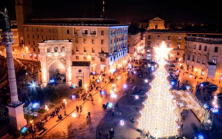 natale a Lecce