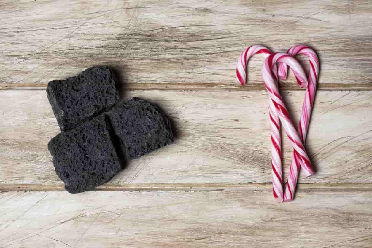 Epifania 2019: la ricetta del carbone dolce