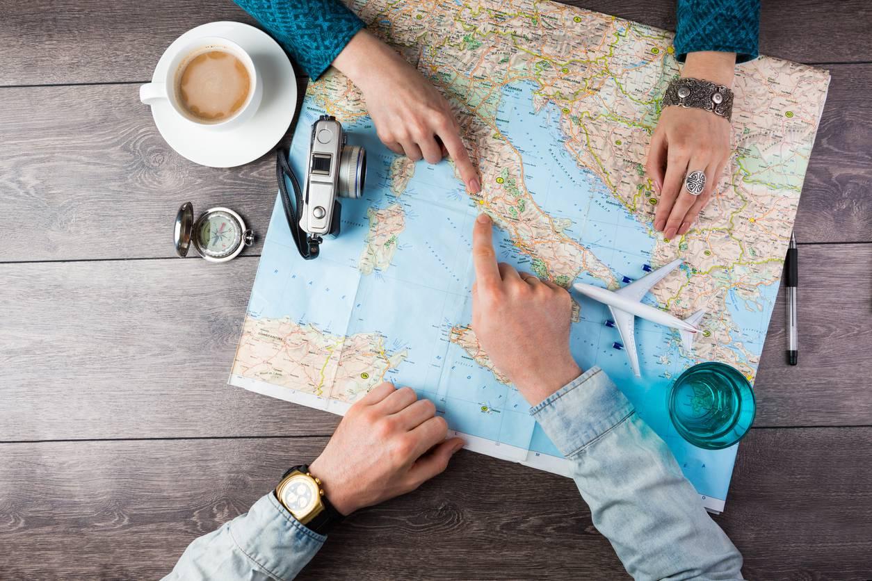 come pianificare un viaggio