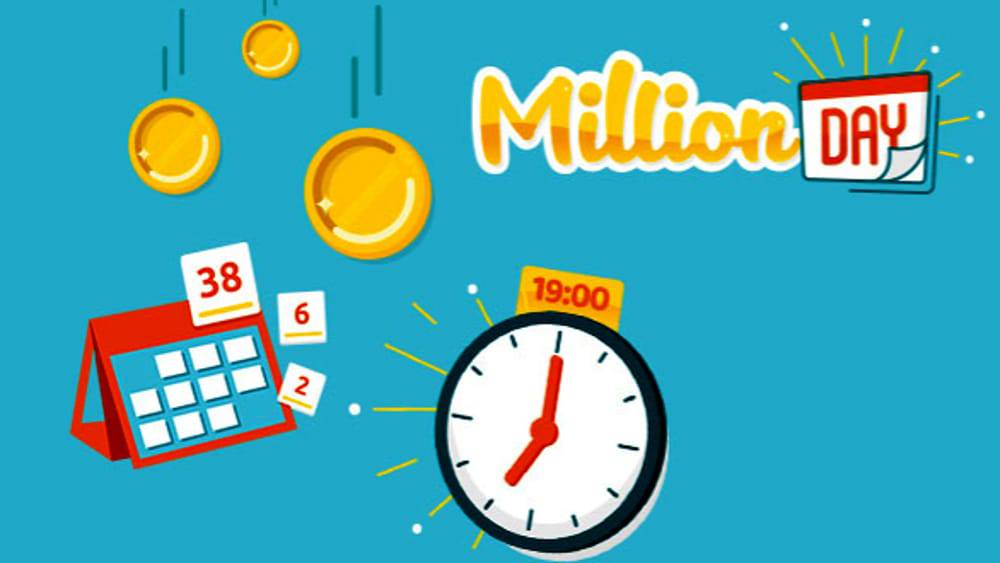 million-day-oggi estrazione