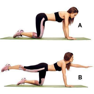 esercizio sciatica
