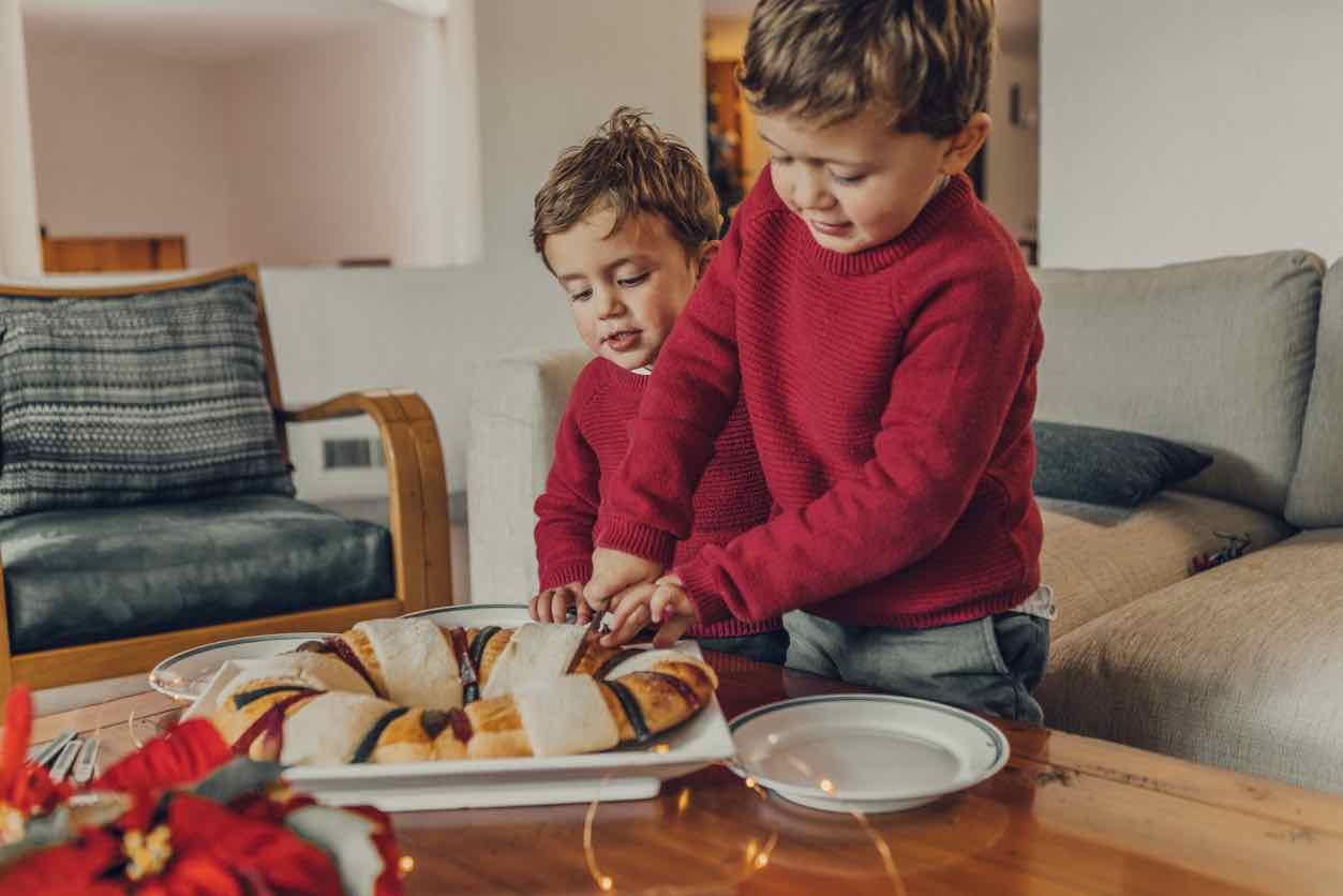pranzo natale menù bambini