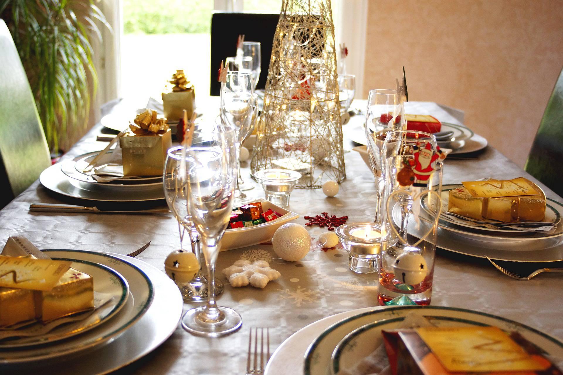Pranzo di Natale a basso indice glicemico