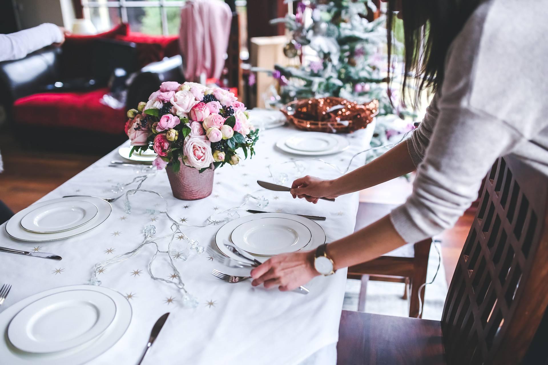Natale 2018: i consigli per apparecchiare la tavola