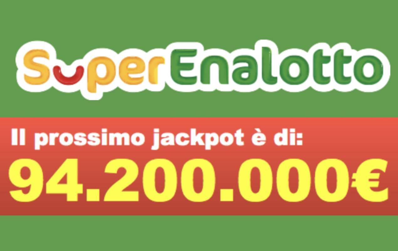 Prossima estrazione superenalotto e lotto jackpot