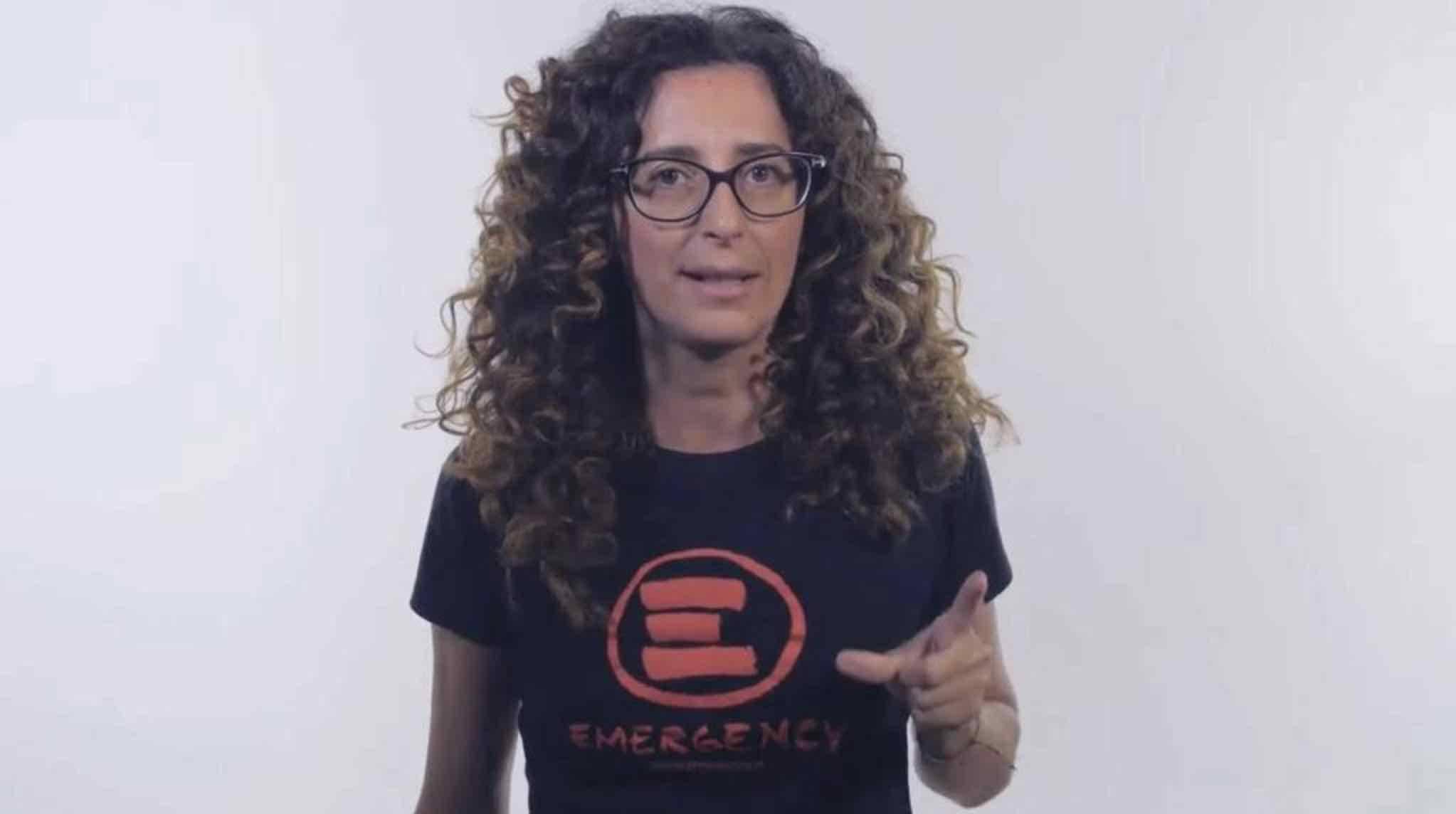 Teresa Mannino migranti