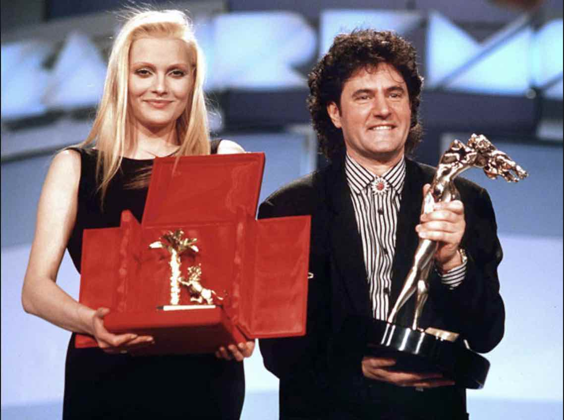 Sanremo duetti Anna Oxa e Fausto Leali