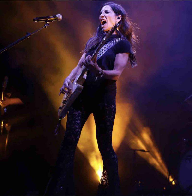 Paola Turci tour