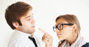 comunicazione di coppia, uomini e donne parlano lingue differenti