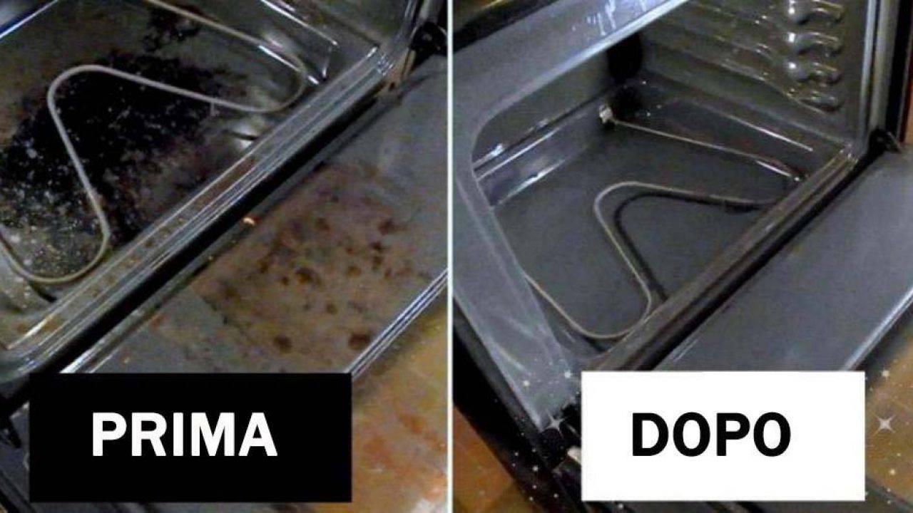 Miscela Per Pulire Il Forno come pulire il forno di casa con rimedi naturali