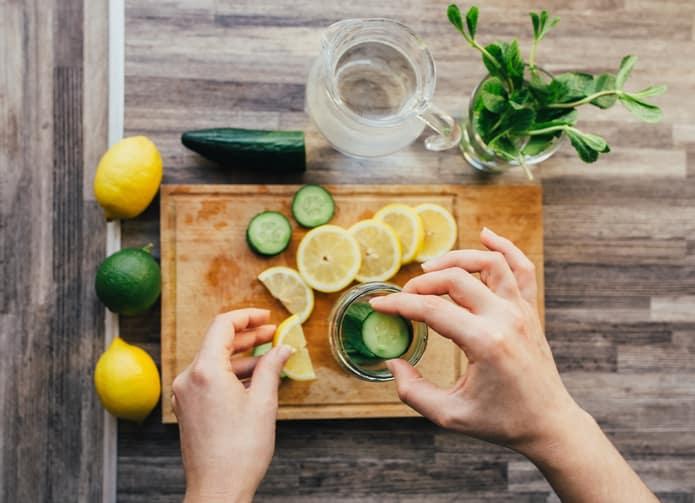 come preparare il frullato dananas per perdere peso
