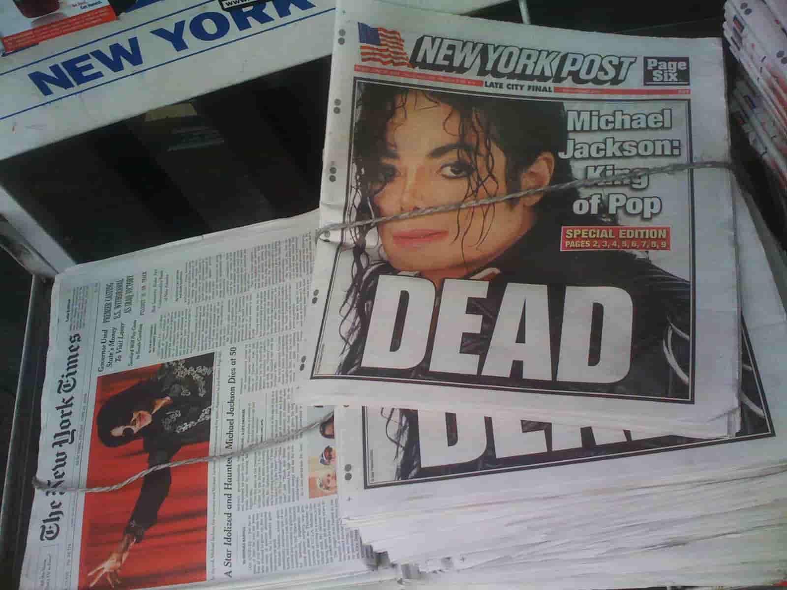 Michael Jackson, i due misteri legati alla sua scomparsa