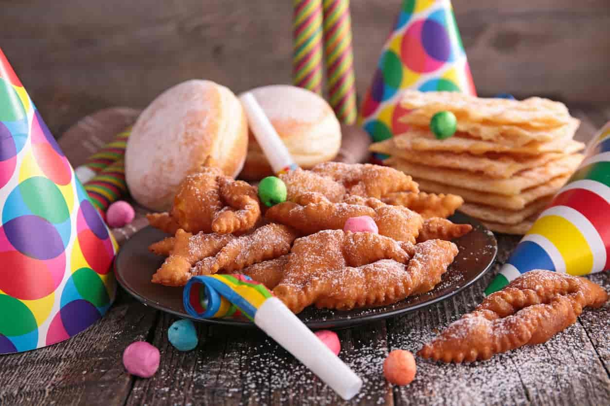 Carnevale 2019: i dolci che non possono mancare in tavola