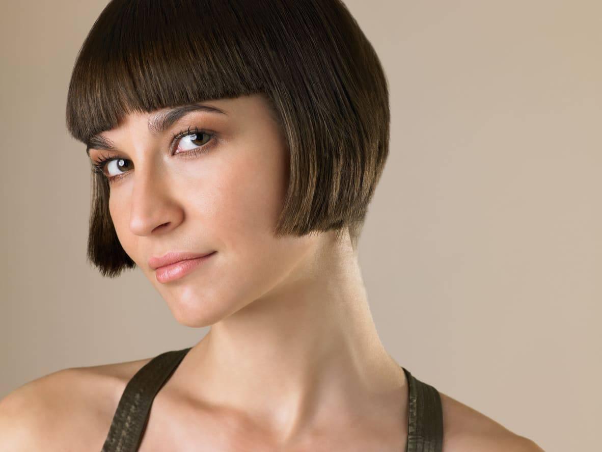 Tendenze capelli 2019: la frangia Baby Bang