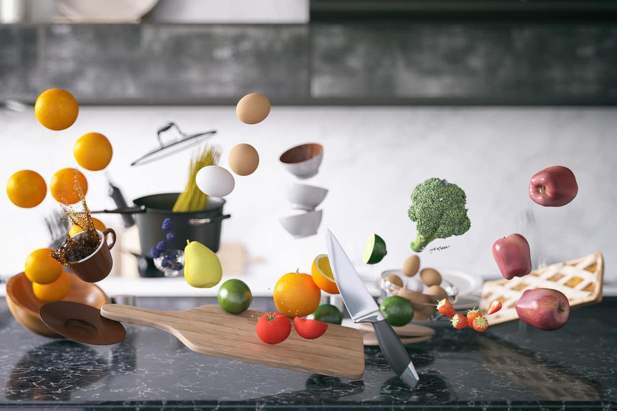 Cosa cucino oggi? Un menu completo per il pranzo e la cena