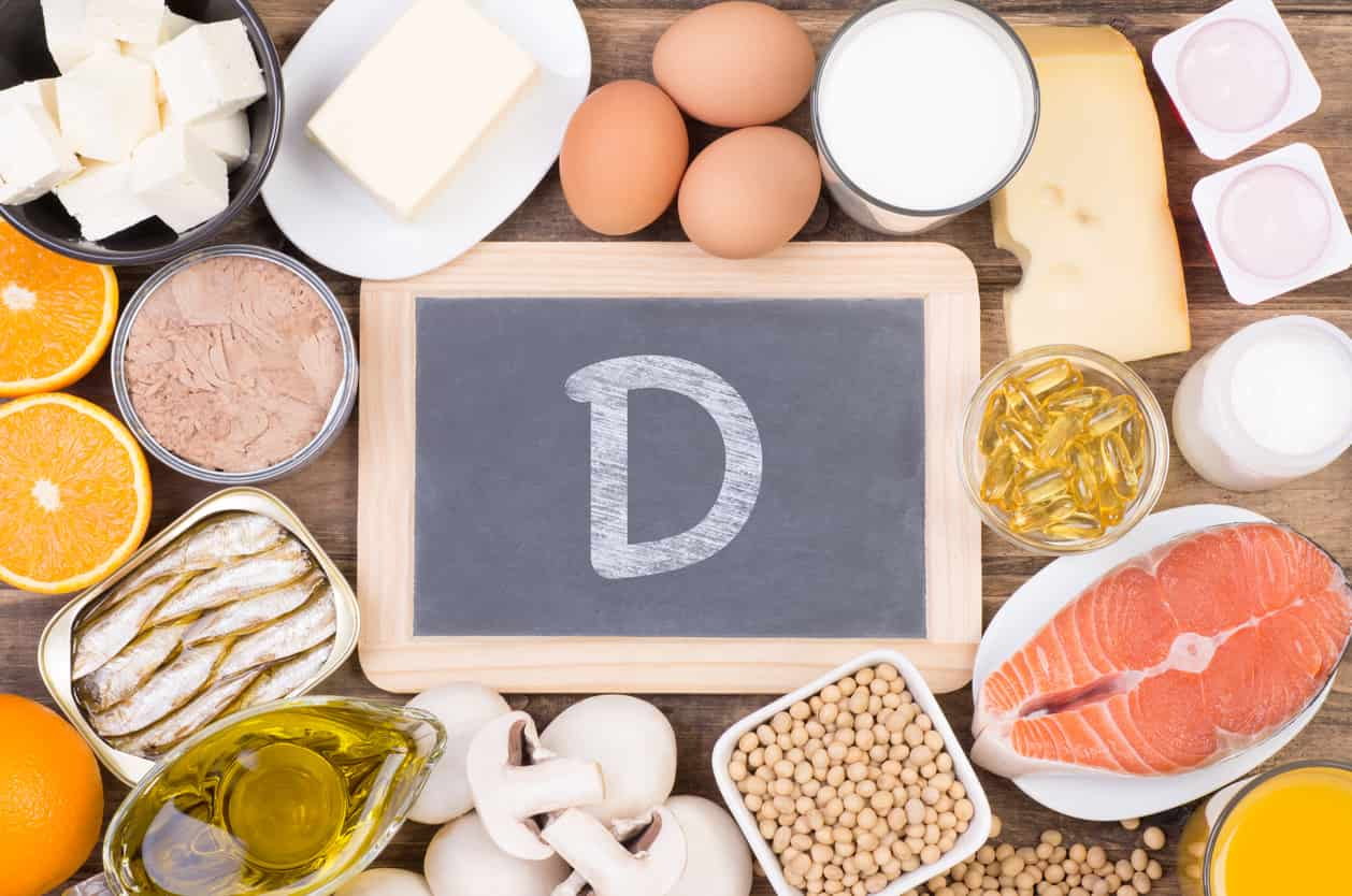 Vitamina D: a cosa serve e dove trovarla