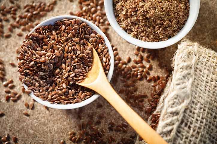 usi semi di lino