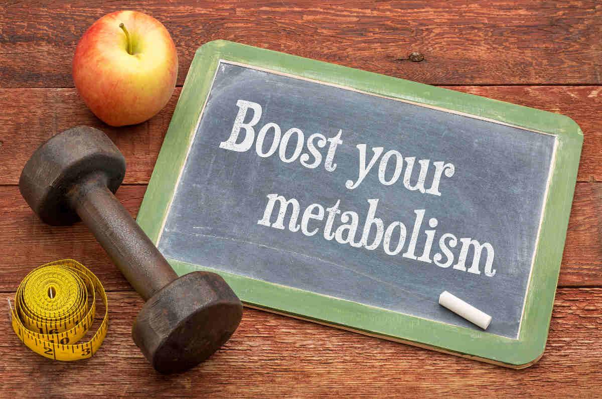 metabolismo più veloce