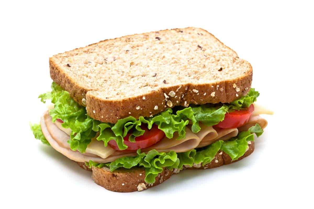 gli uomini della dieta sandwicha