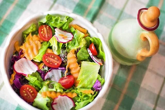 Le insalate light per tornare in forma dopo le feste