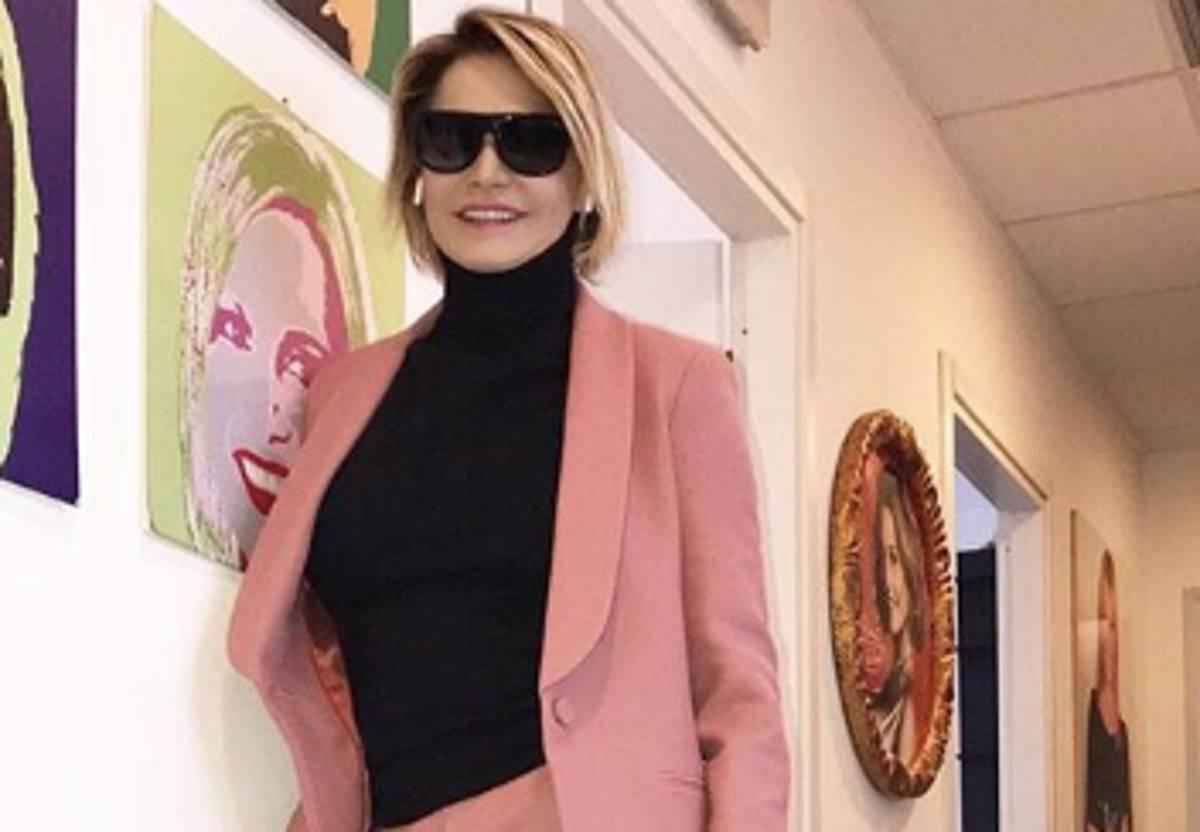 Simona Ventura contro alessia marcuzzi