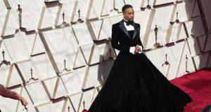 Billy Porter abito oscar