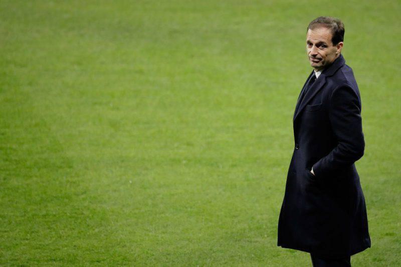 Juventus Atletico Madrid formazioni