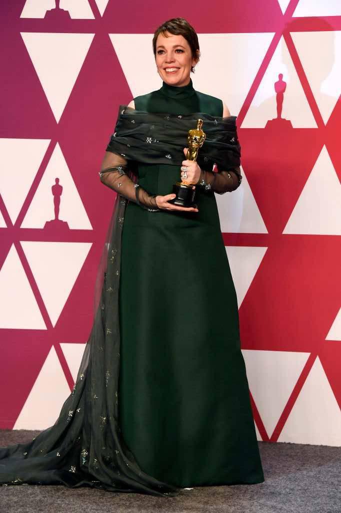newest 11cf2 05f58 Oscar 2019, gli abiti delle star: i vestiti top e flop