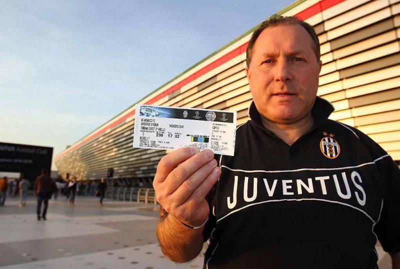 Juventus Atletico Madrid biglietti