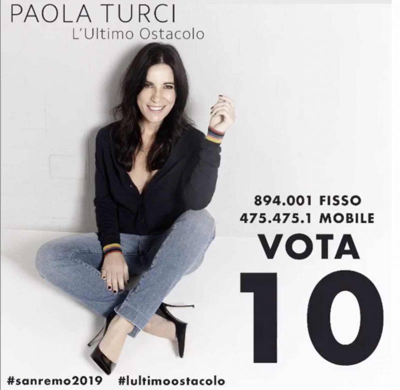 Paola Turci sanremo