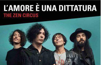 """Sanremo 2019, Zen Circus """"L'amore è una dittatura"""": testo e video"""