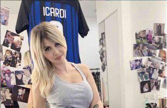 Icardi perde la fascia di Capitano: Wanda Nara reagisce via Instagram