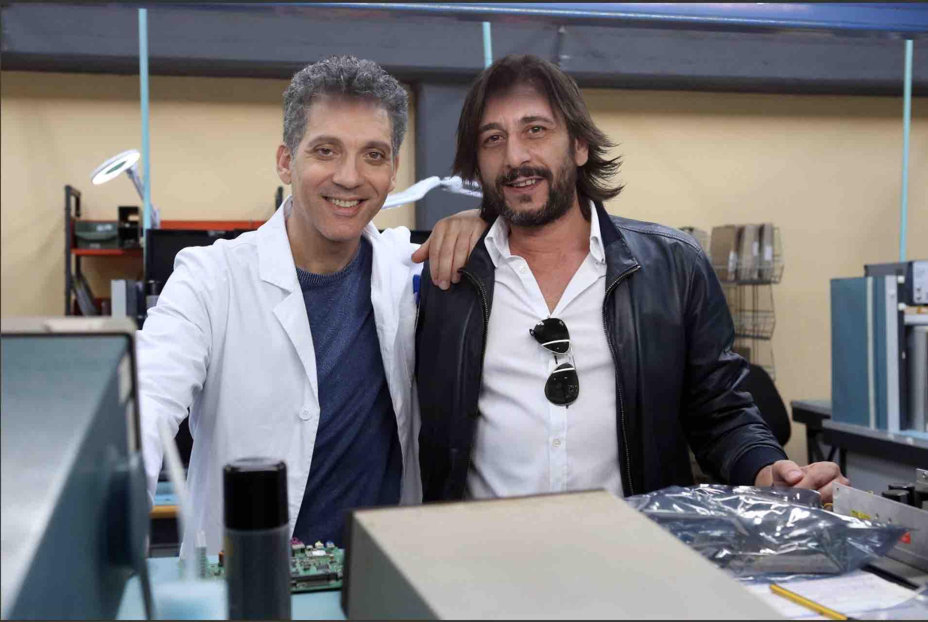 Beppe Fiorello Enzo musica