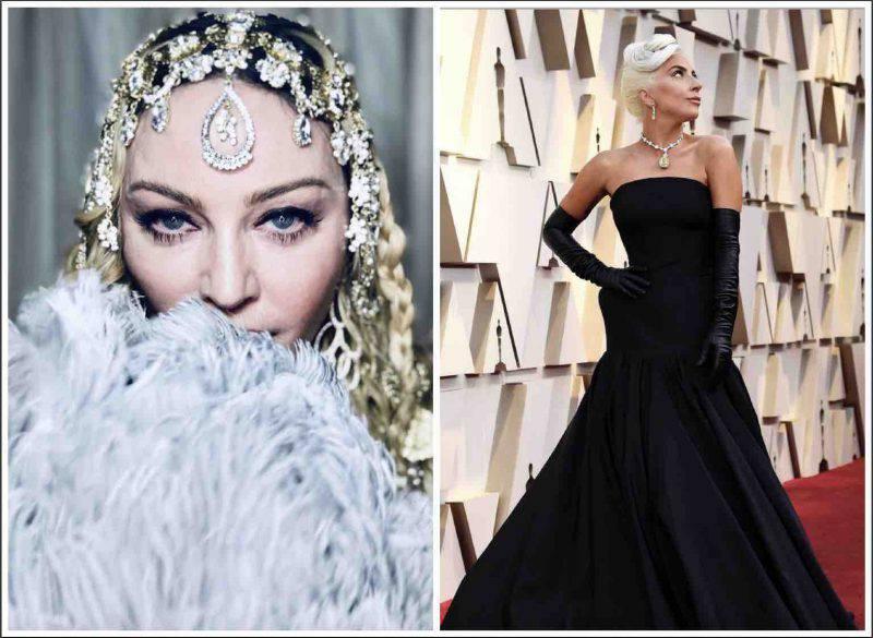 madonna lady gaga Oscar