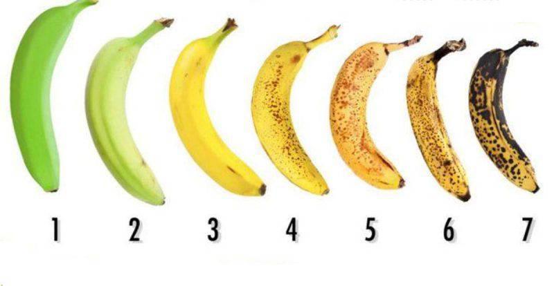 la dieta della banana verde