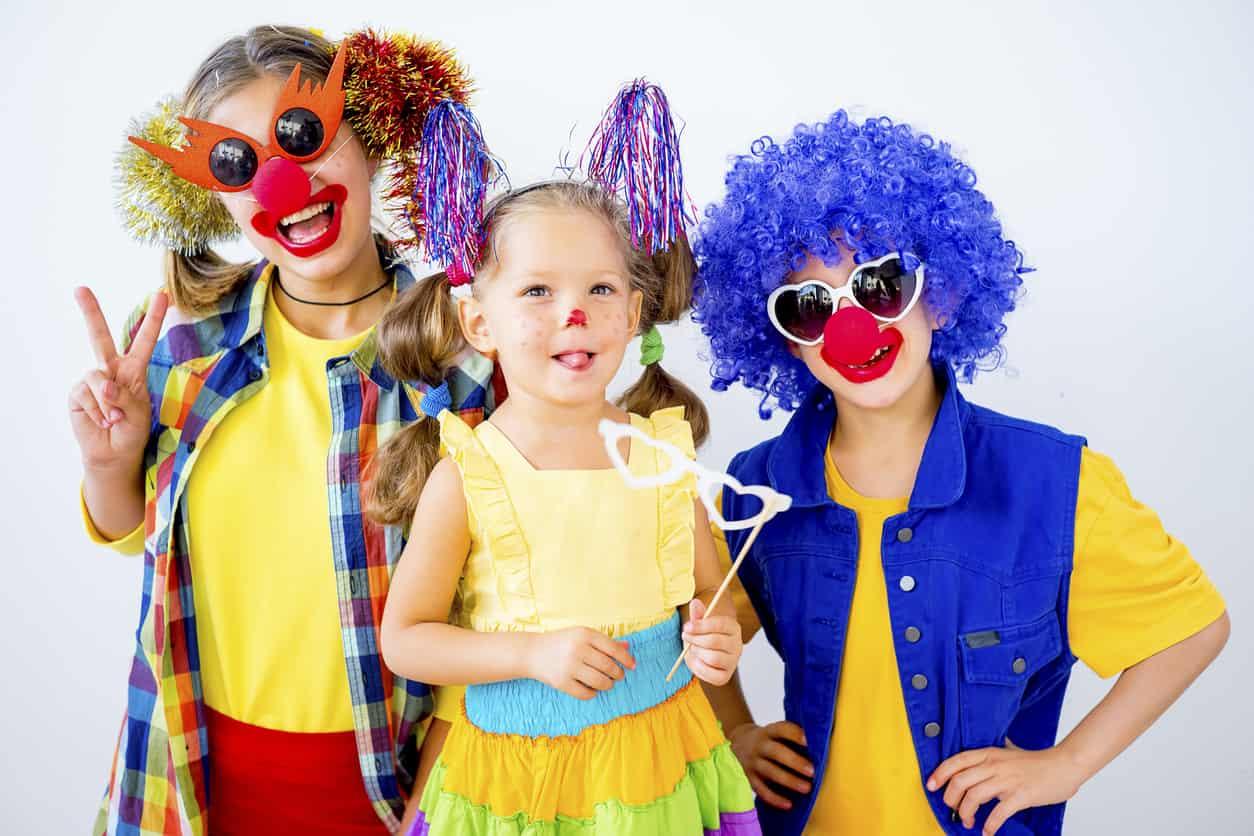 come serch ordine immagini dettagliate Costumi di Carnevale fai da te bambina: 3 idee facili e ...