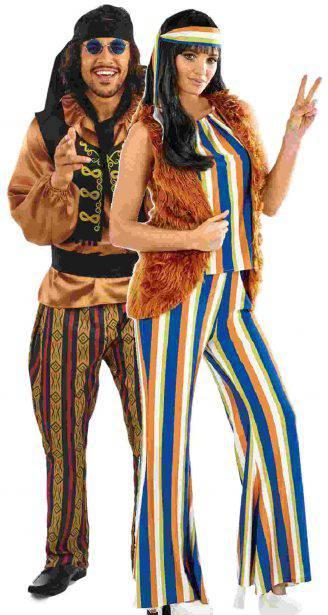 coppia hippy