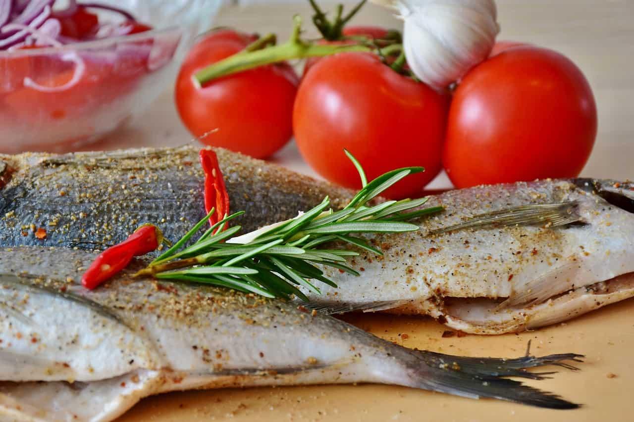 Cosa cucino oggi? Menu completo a base di pesce