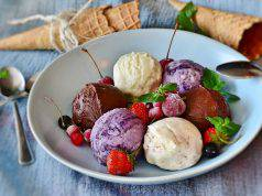 ricetta gelato light