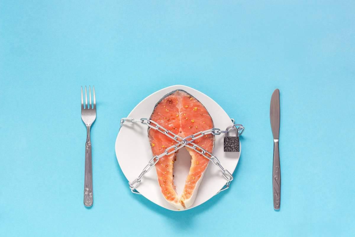 pesce tossico il salmone